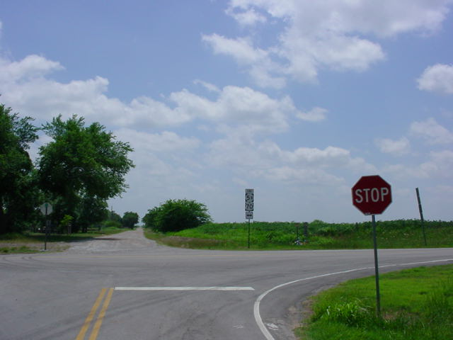 OK 5B South at U.S. 70
