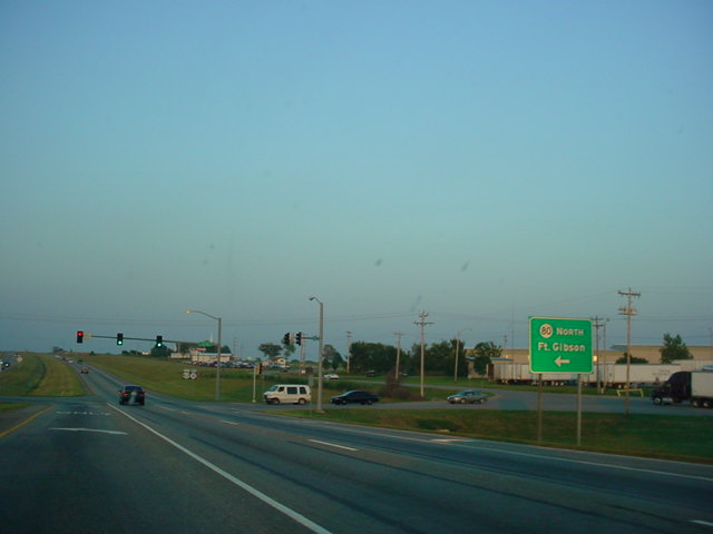 U.S. 62 East/OK 10 North at OK 80 North