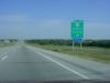 Interstate 35 North at Exit 157-OK 33