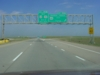 I-35 North at Exit 194A-U.S. 412 East/Cimarron Turnpike
