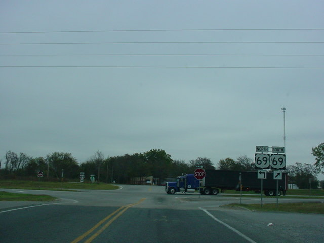OK 51B East at U.S. 69